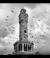 clock tower by birazhayalci