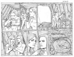 Charmed 3 Pages 2 and 3 by Tarzman