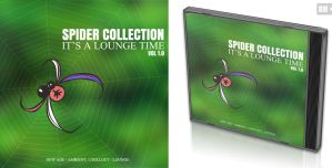 """Spider Collection """"It's a lounge time"""" - by rasulh"""