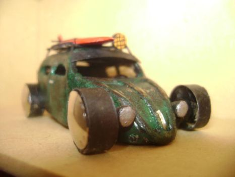 Rat Rod Bug by prorider by volksmania