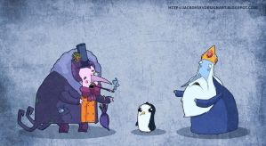 Gunter's Choice by lost-angel-less