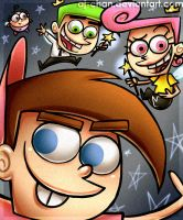 The Fairly OddPeoples by aj-chan