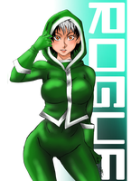Classic Rogue Colors by Claret821021