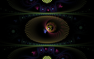 colourful pattern in the dark by Andrea1981G
