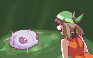 30 Day Pokemon Challenge Day 7 by Little-Lovely