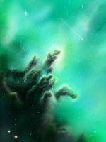 The Jade Nebula by icjaker