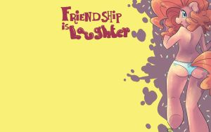 Firendship Is Laughter by dahliabee