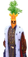 Patryk Ludamage (is a King of Carrot Flowers) by Patryk-Ludamage