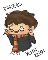 Harry Potter: Pincers by Sethiaz