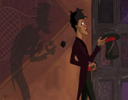 WHERE by UsagiTenshi
