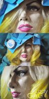 Lady Gaga Sculpture by Piyoko-Shannaro