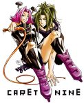 Caret and Nine by spacecoyote