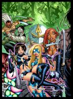Empowered 7 cover by GURU-eFX