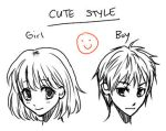 How To Draw Anime: Cute Style by ember-snow