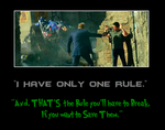 One Rule Motivational by MetroXLR99