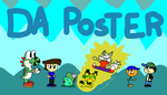 DA Poster by Poulthefox