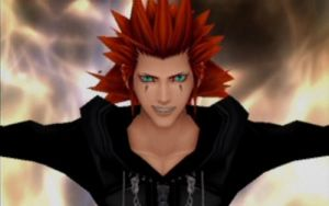 Axel equals fangirl squeal by AxelPsycho835