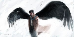 Castiel by devowankenobi