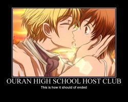 Ouran High School Host Club by edwardsuoh13