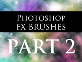 PS PRO FX Brushes - 2 by Grasycho