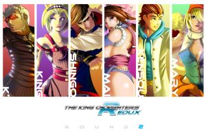 KOF REDUX:Round 2 by digitalninja