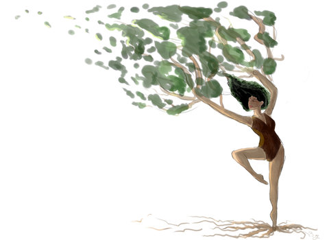 Dance of nature by Bayberrycheesecake