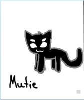 Mutie - Homestuck iScribble Drawing by Japanzii