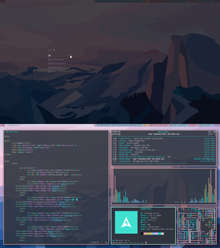 My First Attempt On i3.. by addy-dclxvi