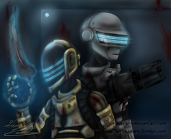 Daft Space by GingaAkam