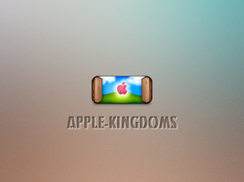 Apple Kingdoms groups icon attempt 2 by luisperu9