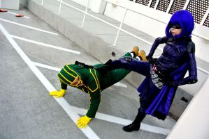 Kick-Ass 2 - 06 - I said ten more by StarDragon77