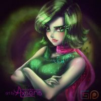 [cm] Disgust by Axsens