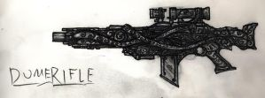 Ornate Rifle by DokterDume