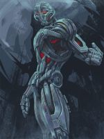 Ultron by hosanna9