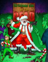 Christmas Eve Of The Dead by IAMO76