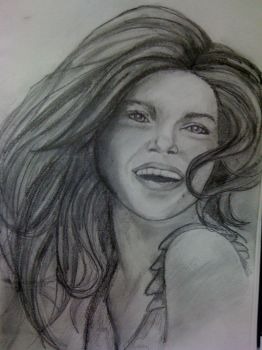 Turn and Laugh Quick Drawing by Nautical01