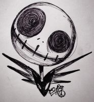 Jack Skellington by elielikeanaeel