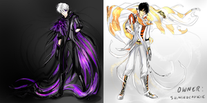 GEMINI the ILLUSIONISTS adopt [closed] by ensoul