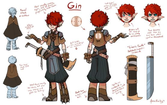 2014 Ref: Gin by Turtle-Arts