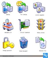 Encrypted Software icons by ncus