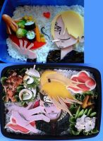 anime Bento by MukuroQueen