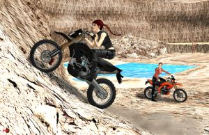 150621_On_motorbikes_in_an_old_quarry_08 by McGaston