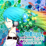 Hatsune Miku - Project DIVA Collection by Vocalmaker