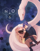 No.6 - Six Other Starry Nights by kai-shii
