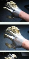 WIP Evil Gauntlet by unreal-hunter