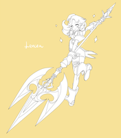Dragon Nest - Lencea by cushens