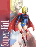 Supergirl colors by Claret821021