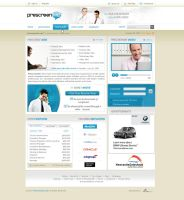 eye qualify website by bratn by webgraphix