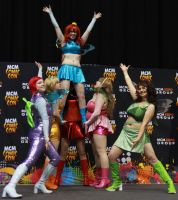 Midlands 2013 Winner- Winx Club by MCMComicCon