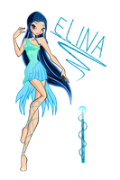 winx GIFT:Oceans Keeper-Elina by caboulla